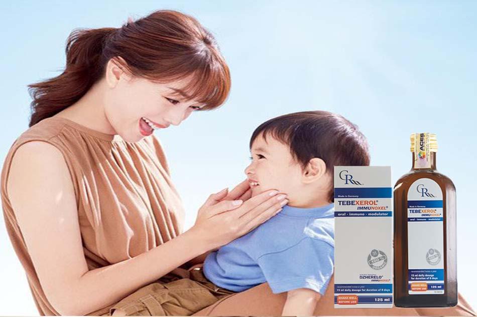 Teberexol Immunoxel có tốt không?
